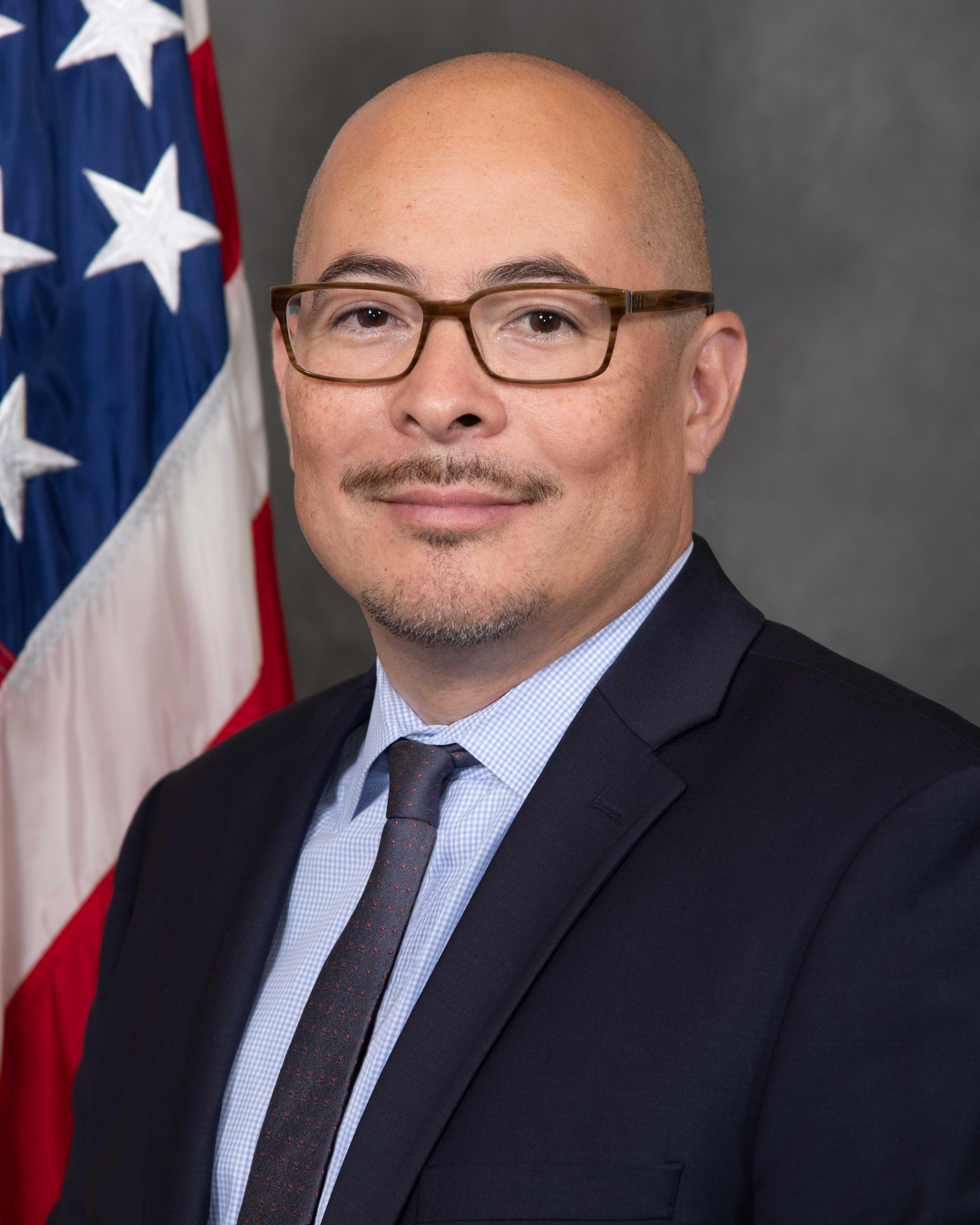 Comissioner John Hamasaki
