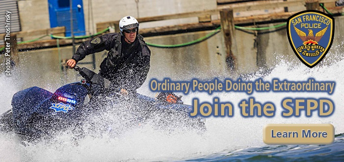 Ordinary People Doing the Extraordinary: Join the SFPD