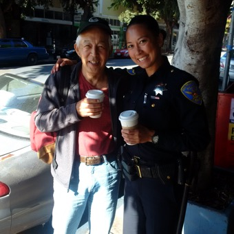 Image result for police coffee