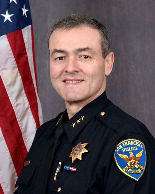 Photo of Assistant Chief Sainez