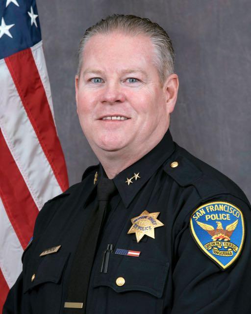 Deputy Chief Redmond