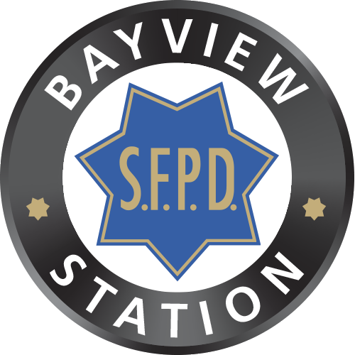 SFPD Bayview Station Logo