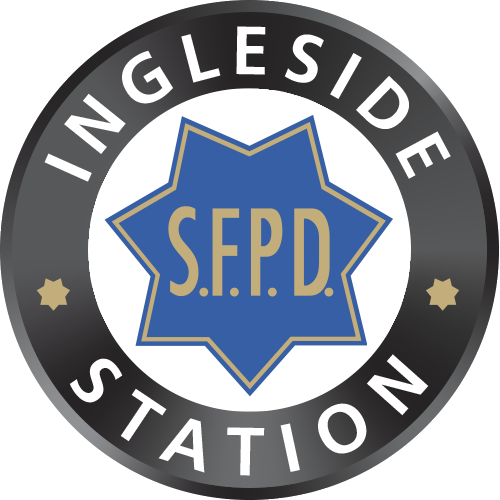 SFPD Ingleside Station Logo