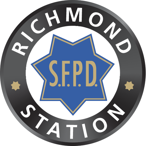 SFPD Richmond Station Logo