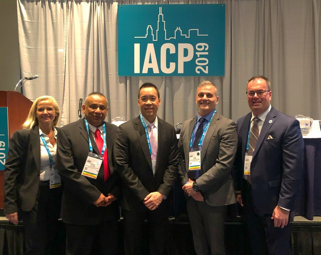 SFPD CIT staff at 2019 IACP convention