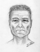 Sketch of Suspect for News Release 20-087