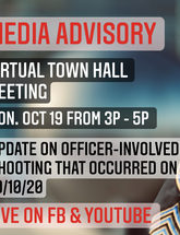 Image for Town Hall on 10/10/20 OIS