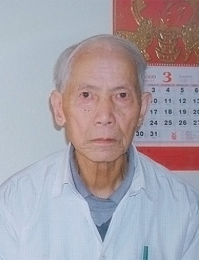 Photo of Huan Zhou Chen