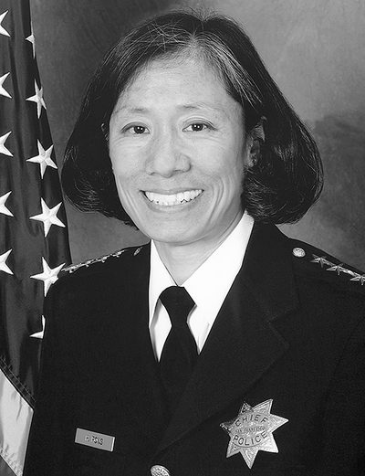 SFPD Chief Heather Fong