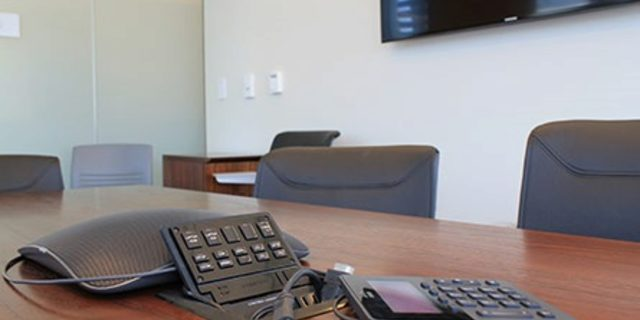 Police Headquarters Conference Room Equipment