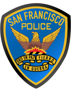 SFPD Patch Logo