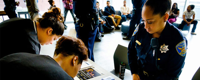 The SFPD Community Engagement Division