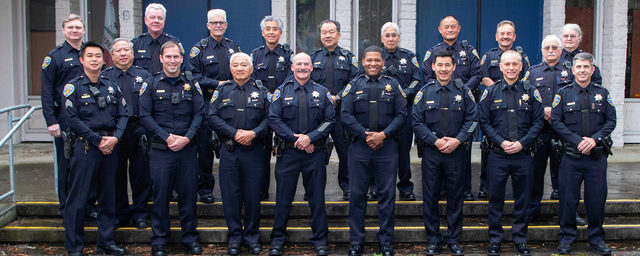 Reserve Police Officer Program | San Francisco Police Department